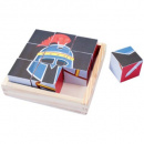 6-in-1 Armor of God Block Puzzle