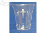 Disposable Communion Cup (Cross, 200pc)