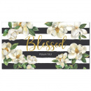 2020-2021 Checkbook Planner: Blessed Magnolia