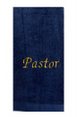 Pastor Towel (Navy)