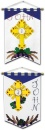 1st Communion Banner: Adoration