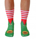 Elf Shoes Crew Socks