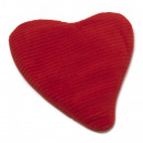 Spa Therapy Plush Heart (Red)