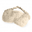 Plush Eye Mask (Cream)