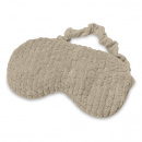 Plush Eye Mask (Warm Gray)