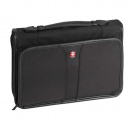 Red Cross Ballistic Bible Cover (Black)