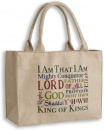 Tote Bag: Names Of God