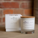 Chosen & Dearly Loved Soy Candle 11oz.