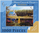 Puzzle: Reflections of Hope Valley (1,000 PC)