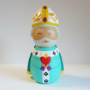 Saint Augustine of Hippo Shining Light Doll image