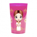 Queen Esther Plastic Tumbler Cup