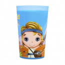 David & Goliath Plastic Tumbler Cup