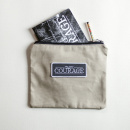 Take Courage Zipper Bag
