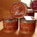 Candle Tin: Cassia (8 oz)