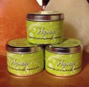 Candle Tin: Hyssop (8 oz)