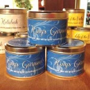 Candle Tin: King's Garment (8 oz)