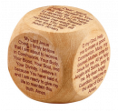 Prayer Cube: First Communion