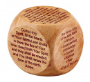 Prayer Cube: Confirmation