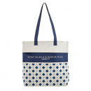 Anchor - Inspirational Tote Bag With Pockets