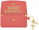 Credit Card Pouch: Share Kindness