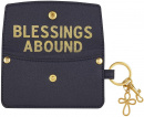 Credit Card Pouch: Blessings Abound