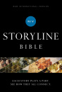 Hardcover NIV Storyline Bible: Each Story Plays a Part. See How They All Connect.