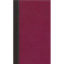 NIV Devotional Bible for Women--soft leather-look, chocolate/berry