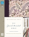 NIV Journal The Word Bible