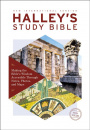 NIV Halley's Study Bible, Hardcover Comfort Print: Making the Bible's Wisdom Accessible Through Notes, Photos, and Maps