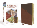 NIV, Halley's Study Bible, Leathersoft Comfort Print: Making the Bible's Wisdom Accessible Through Notes, Photos, and Maps (Brown)