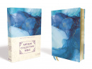 NRSV Comfort Print Artisan Collection Bible (Blue)