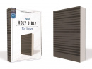 NIV Holy Bible for Boys (Leathersoft, Gray, Comfort Print)