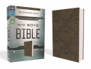 NIV Boys' Bible (Leathersoft, Brown Camo, Comfort Print)