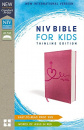 NIV Bible for Kids: Thinline Edition (Pink)
