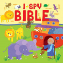 I Spy Bible: A Picture Puzzle Bible for the Very Young