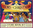 The Story Of Christmas: Story Book Set and Advent Calendar image