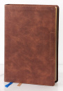 NKJV Lucado Encouraging Word Bible (Brown)