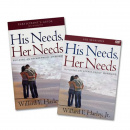 His Needs, Her Needs: Building an Affair-Proof Marriage (Study Guide + DVD)