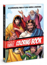 The Action Bible Coloring Book: 55 Reproducible Pages of Bible Heroes and Devotions