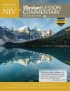 NIV® Standard Lesson Commentary® Deluxe Edition 2020-2021