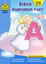 Bible Alphabet Fun! Ages 4 to 6