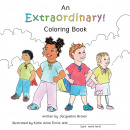An Extraordinary Coloring Book: A Coloring Book About God's Extraordinary Love for Each of Us