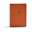 CSB On-the-Go Bible (Ginger LeatherTouch)