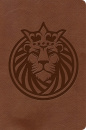 KJV Kids Bible: Lion (LeatherTouch)