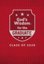 NKJV God's Wisdom for the Graduate: Class of 2020  (Red)