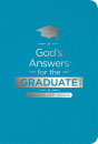 NKJV God's Answers for the Graduate: Class of 2020 (Teal)
