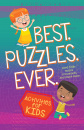 Best Puzzles Ever: Kids Activity Book Activities for Kids (Word Finds, Mazes, Crosswords, and More)