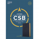 CSB Personal Size Bible (Navy)