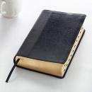 KJV Giant Print Bible with Thumb Index (Black)