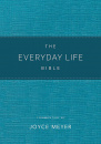 The Everyday Life Bible Teal LeatherLuxe®: The Power of God's Word for Everyday Living